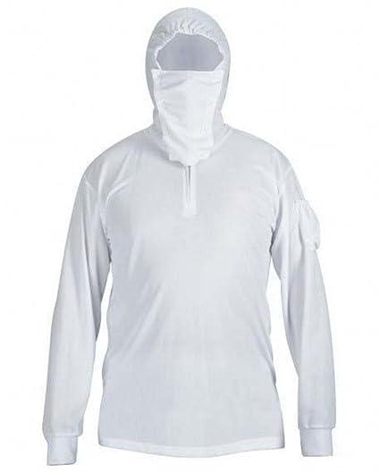 33bb81d865c3 Amazon.com   ESEL Men s Long Sleeve Hooded Sun Protection Breathable ...