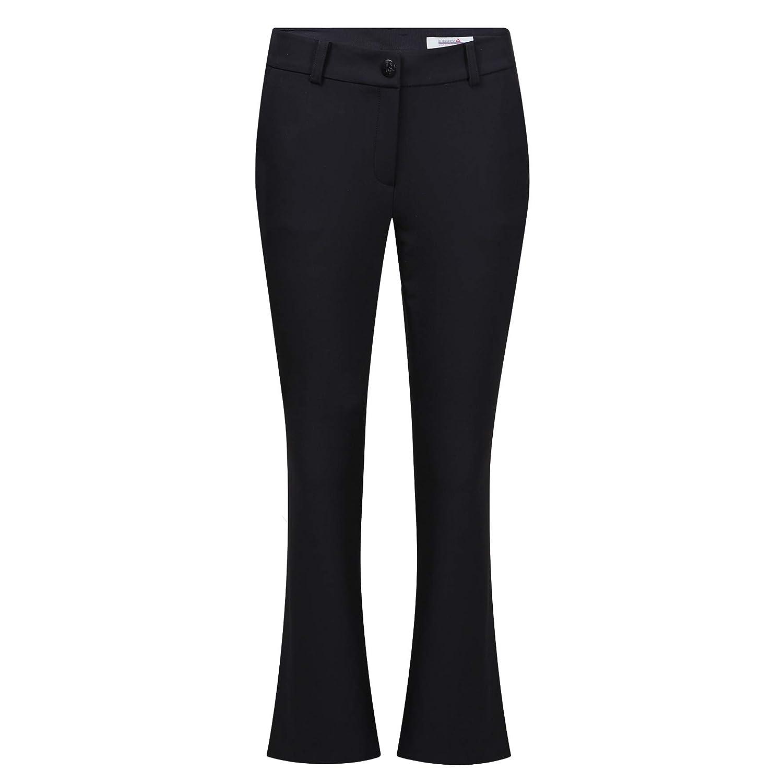 日本に (ルコック スポルティフ) pcs LECOQSPORTIF Women`s 9 pcs Boots Boots Women`s cut pants 女性9部のブーツカットパンツ (並行輸入品) S(28) ブラック B07PQGR921, 厚狭郡:62ea2db7 --- ballyshannonshow.com