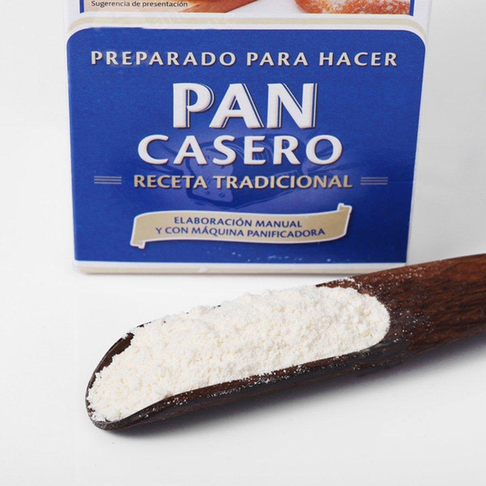 Preparado Para Hacer Pan Casero Harimsa 500G.: Amazon.es: Alimentación y bebidas