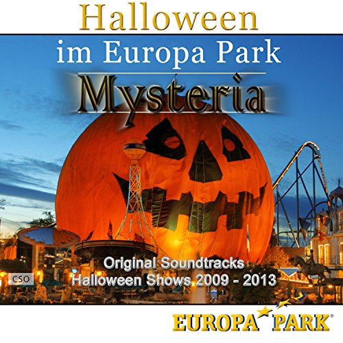 Halloween Im Europa-Park - Mysteria (Original Soundtracks Halloween Shows 2009 - 2013)]()