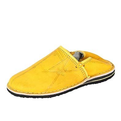 Schuhe leder marokko