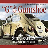 Bargain Audio Book - G is for Gumshoe