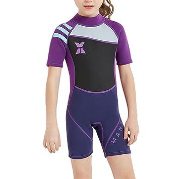 Amazon.com: fonico traje de neopreno niños neopreno de ...