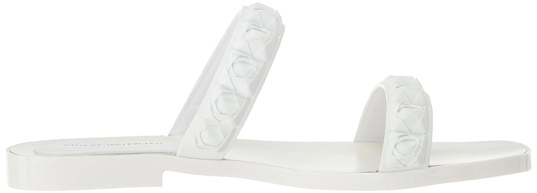 Stuart Weitzman Women's Rosita Slide Sandal Tpu B074VF9XT7 4.5 B(M) US|White Tpu Sandal ad1cbf