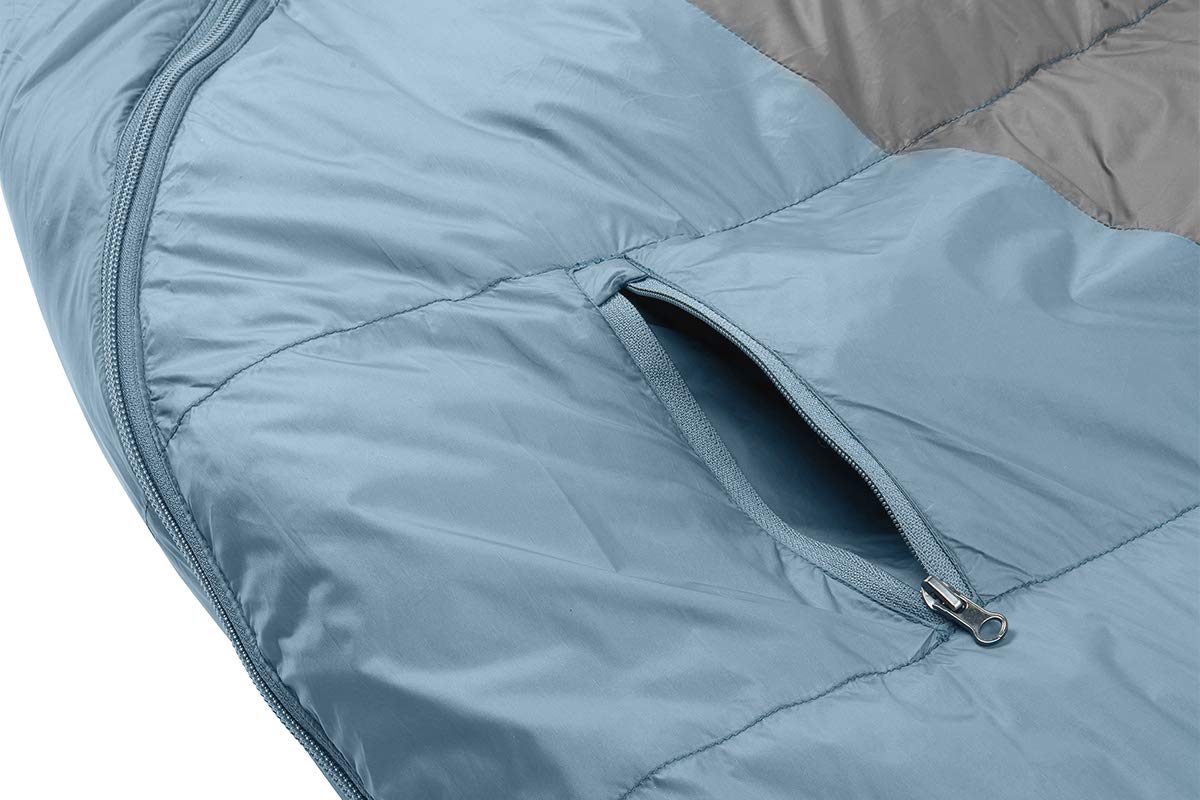 Kelty Cosmic 20 Degree Down Sleeping Bag - Ultralight Backpacking Camping Sleeping Bag with Stuff Sack 5