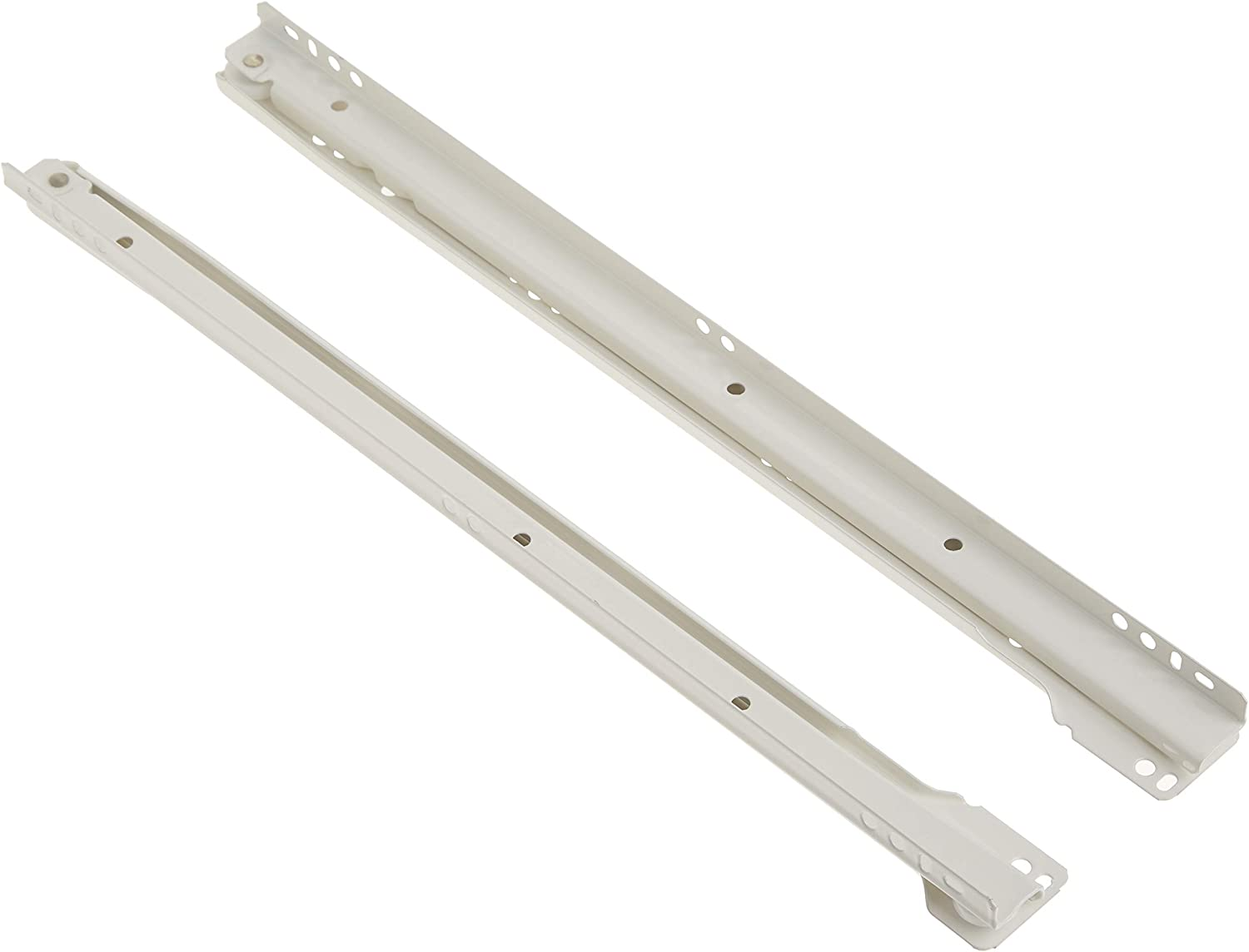 "Prime-Line R 7210 Drawer Slide Kit – Replace Drawer Track Hardware, 15-3/4"" Steel Tracks"