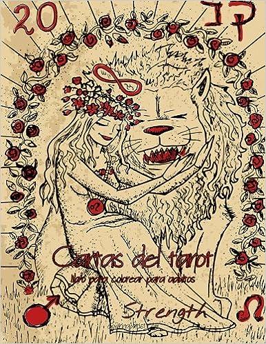 Cartas del tarot libro para colorear para adultos 1: Volume ...