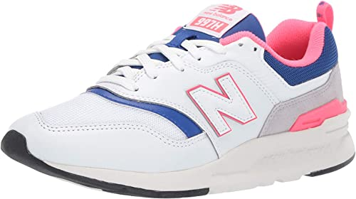 New Balance Damen 997H Turnschuh, blau