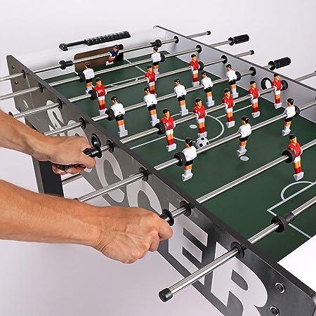Juego de fútbol de mesa de madera, futbolín, sin apoyo, con 2 ...