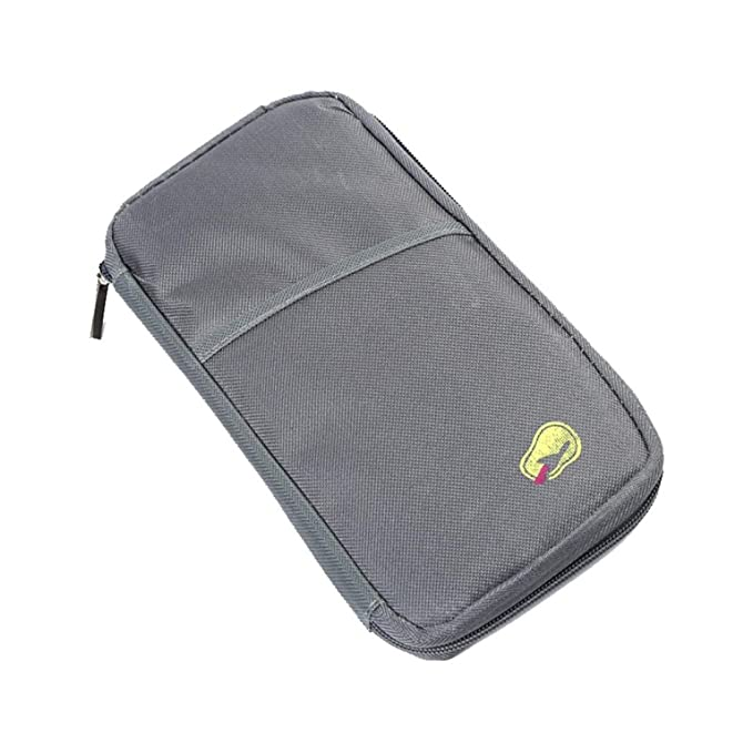 e5f807f14a2c Amazon.com: DMZ Travel Wallet Credit ID Card Cash Clip Card Purse ...
