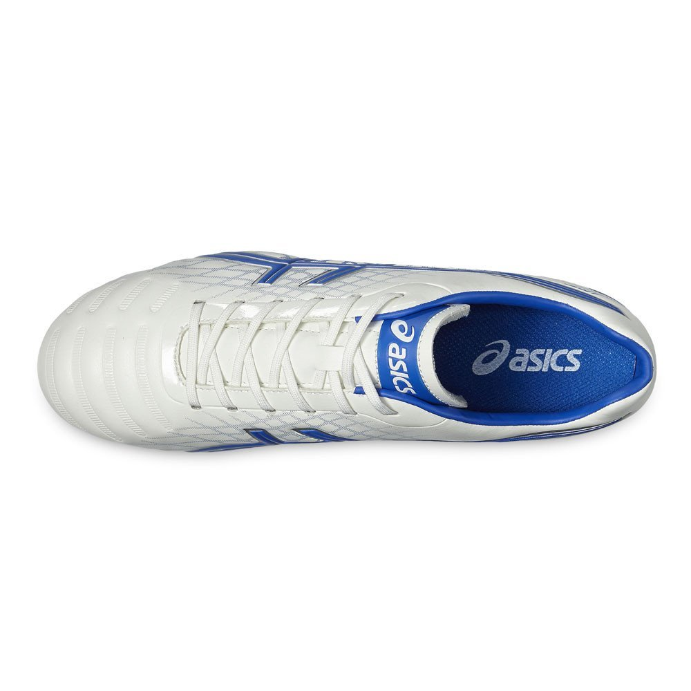 Jet CS FG Mens Rugby Boots White