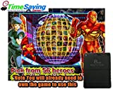Marvel vs. Capcom 2 - 100% Unlocked Memory Card. All Characters, Stages!