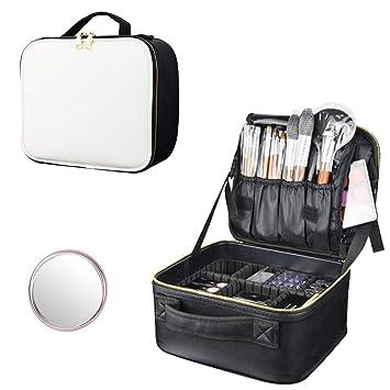 Amazon.com: Idearsen - Neceser de viaje para maquillaje ...