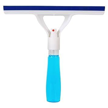 Wave Shop Home & Bathroom Squeegee Cleaning Wiper Spray Bottle, 1 Piece
