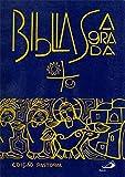 capa de Bíblia Sagrada: Edição Pastoral