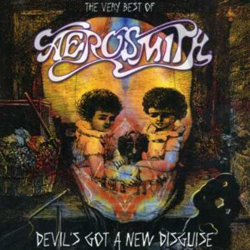 Aerosmith – Devil's Got A New Disguise (The Very Best Of Aerosmith)