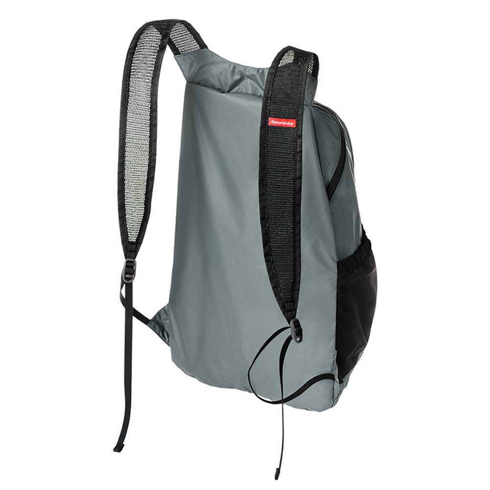 Unisex 18L Ultra Lightweight Foldable Backpack Waterproof Backpack Packable Casual Daypack for Travel Hiking Sports Cycling(Gray) by 店名 (Image #3)