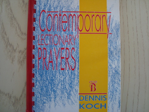 Download Contemporary Lectionary Prayers, Cycle B PDF