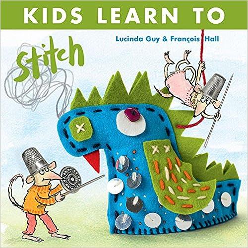 Kids Learn to Stitch