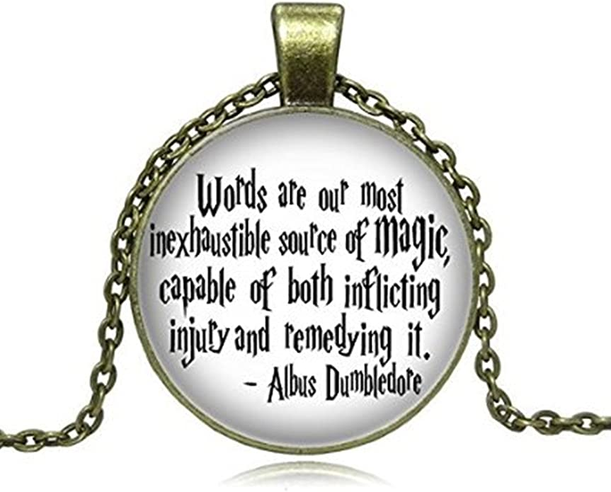 Quote Charm Quote Pendant Antiqued Silver Pendant Inspirational Charm Hope Quote Hope Charm Soul Quote 1.25