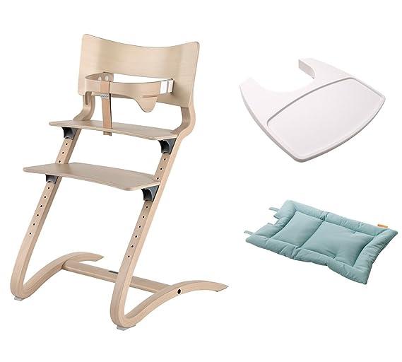 Chaise White Chaise enfant Chaise Wash Leander haute kNn0wOP8X