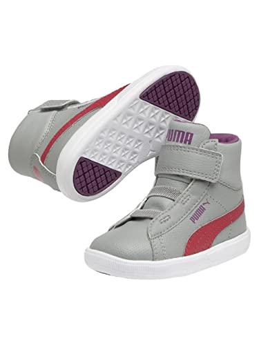 4b6627817c37 Puma Archive Lite Mid L V Kids shoe Limestone Gray  Amazon.co.uk ...