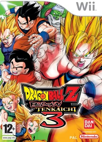 Amazon.com: Dragonball Z Budokai Tenkaichi 3: Video Games