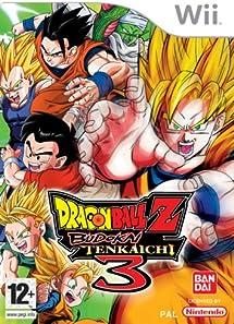 Dragonball Z Budokai Tenkaichi 3: Video Games - Amazon.com