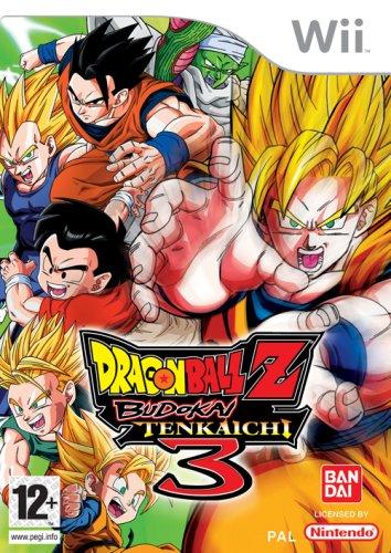 Dragonball Z Budokai Tenkaichi 3 (Dragon Ball Z Budokai Tenkaichi 3 Game)