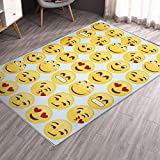 Lee D.Martin Contemporary Children Kids Area Rugs for Bedroom Living Room,5' x 8'