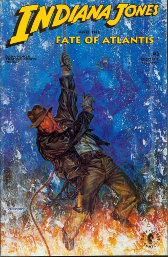 Indiana Jones and the Fate of Atlantis #2 (Indiana Jones And The Fate Of Atlantis)
