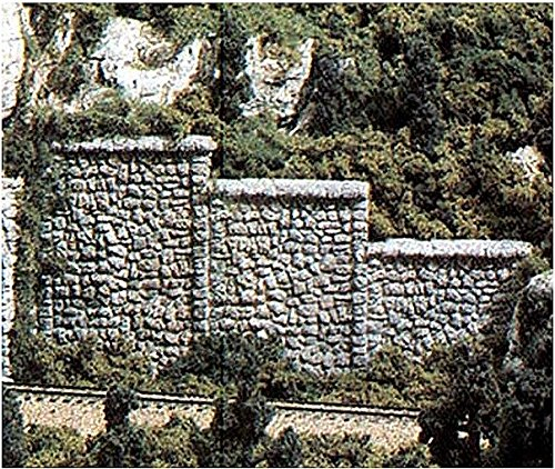 Woodland Scenics WS 1261 Ho Retaining Wall Random Stone - 3