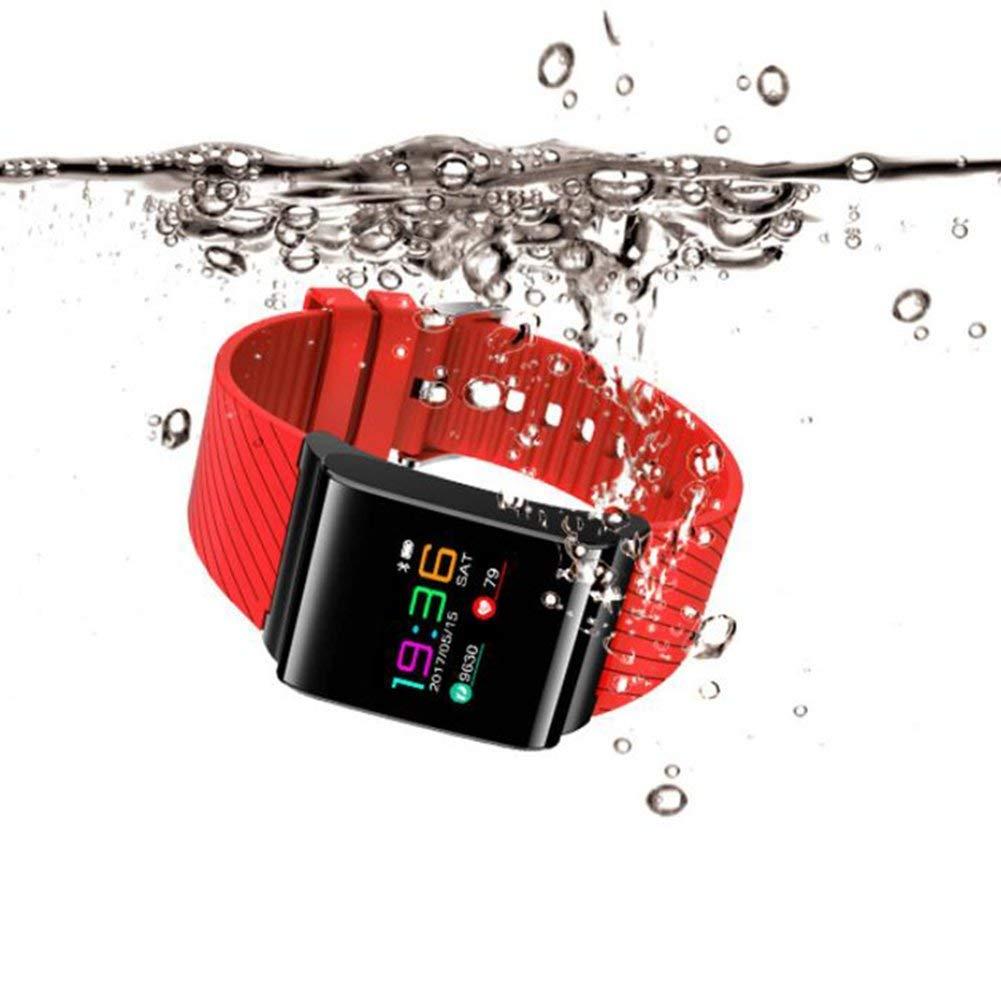 Amazon.com: X9 Pro Bluetooth Smartwatch Bracelet 0.95 inch ...