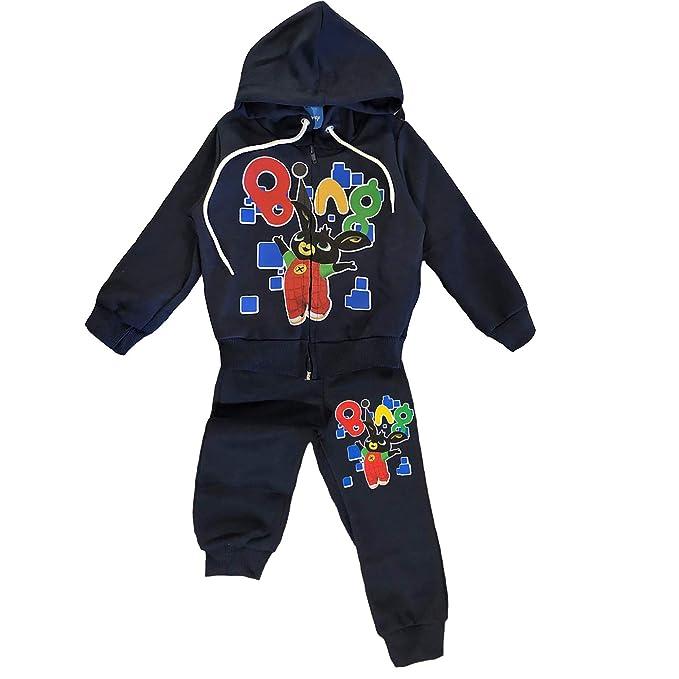 8d05e2ae13d8 -Bing Tuta Coniglietto Mis. 3 4 5 6 7 Anni Primavera Estate 2019:  Amazon.it: Abbigliamento