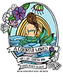 img - for A Colorful World: Adult Coloring Book - Surf & Sun - Beach Designs book / textbook / text book