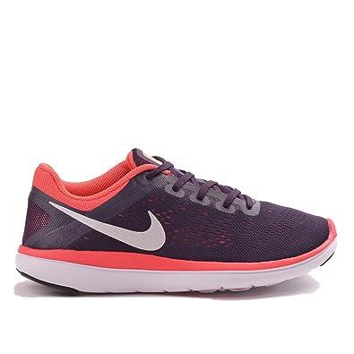 Girl's Nike Flex 2016 RN (GS) Running Shoe Running