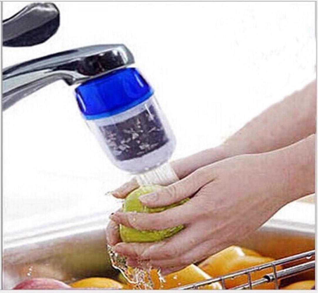 YEZINB Filtro de Agua Purificador Activado por carbón Agua de ...