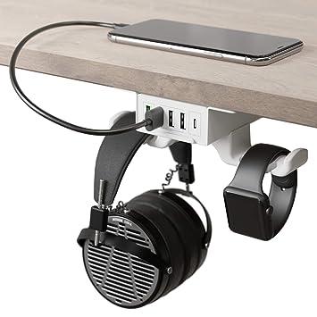Amazon.com: HumanCentric - Soporte para auriculares con ...