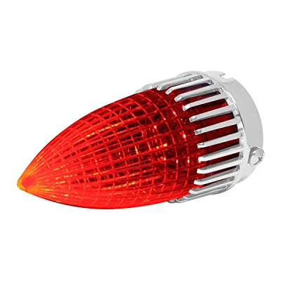 KNS Accessories KC2511 Red LED 1959 Cadillac Tail Light Assembly, Sold Each: Automotive