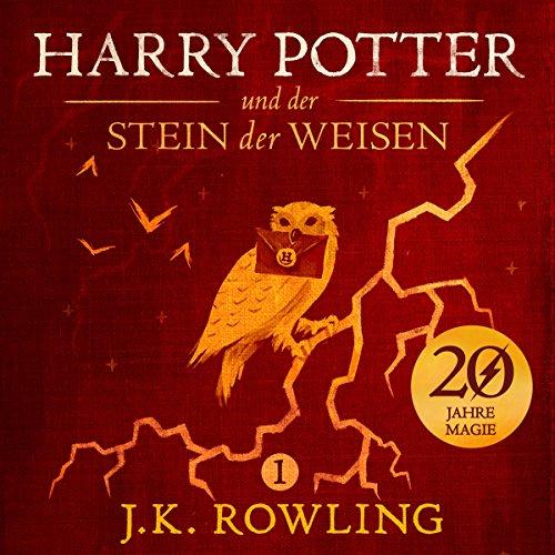 Harry Potter und der Stein der Weisen (Harry Potter 1) [Harry Potter and the Philosopher?s Stone]