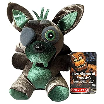 Funko Five Nights at Freddys Exclusive Foxy Plush, ...