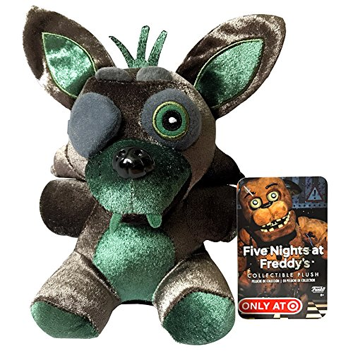 Funko Five Nights At Freddys Phantom Foxy   Target Exclusive 6  Inch Plush