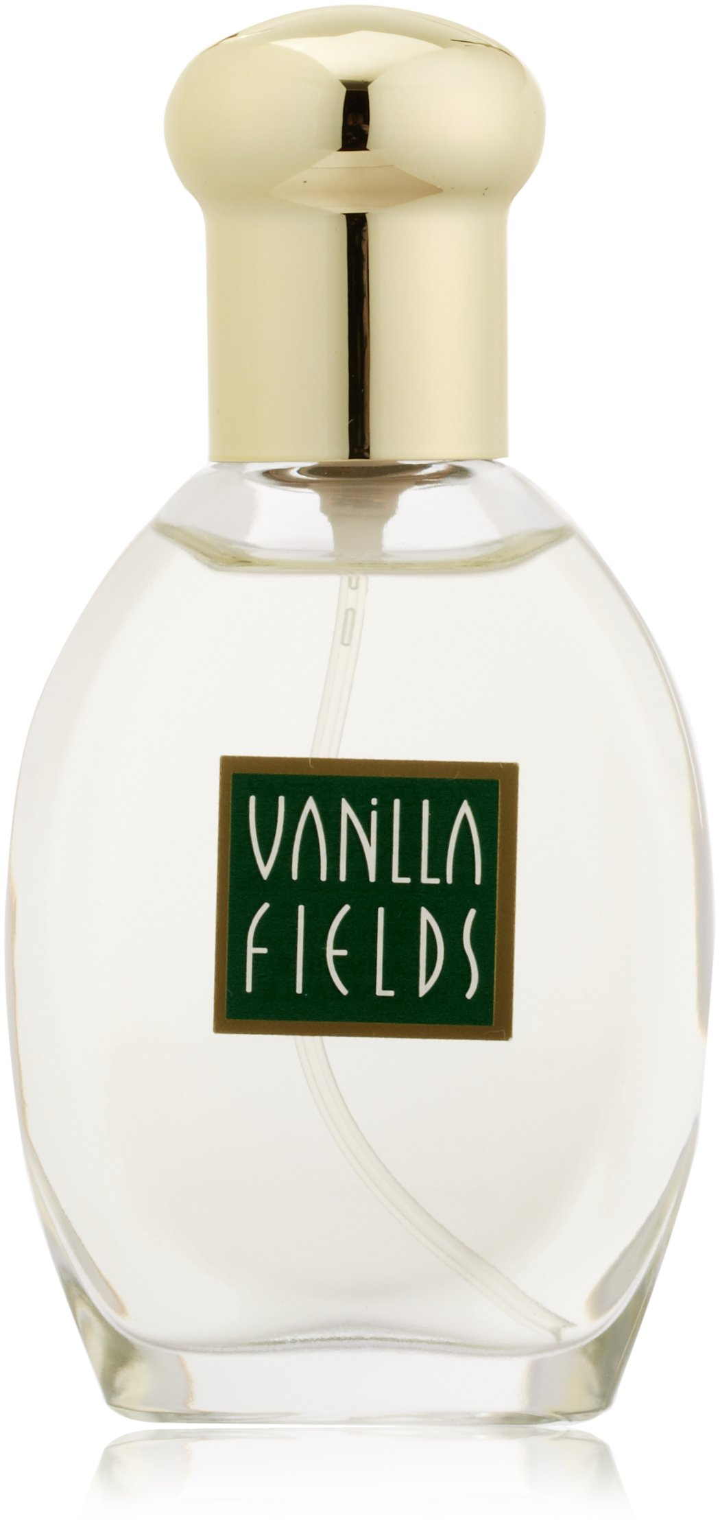 Vanilla Fields Cologne Spray for Women by Vanilla Fields 0.75 Fluid Ounce Bottle A Classic Fragrance of Vanilla, Sparkling Mimosa, & Jasmine