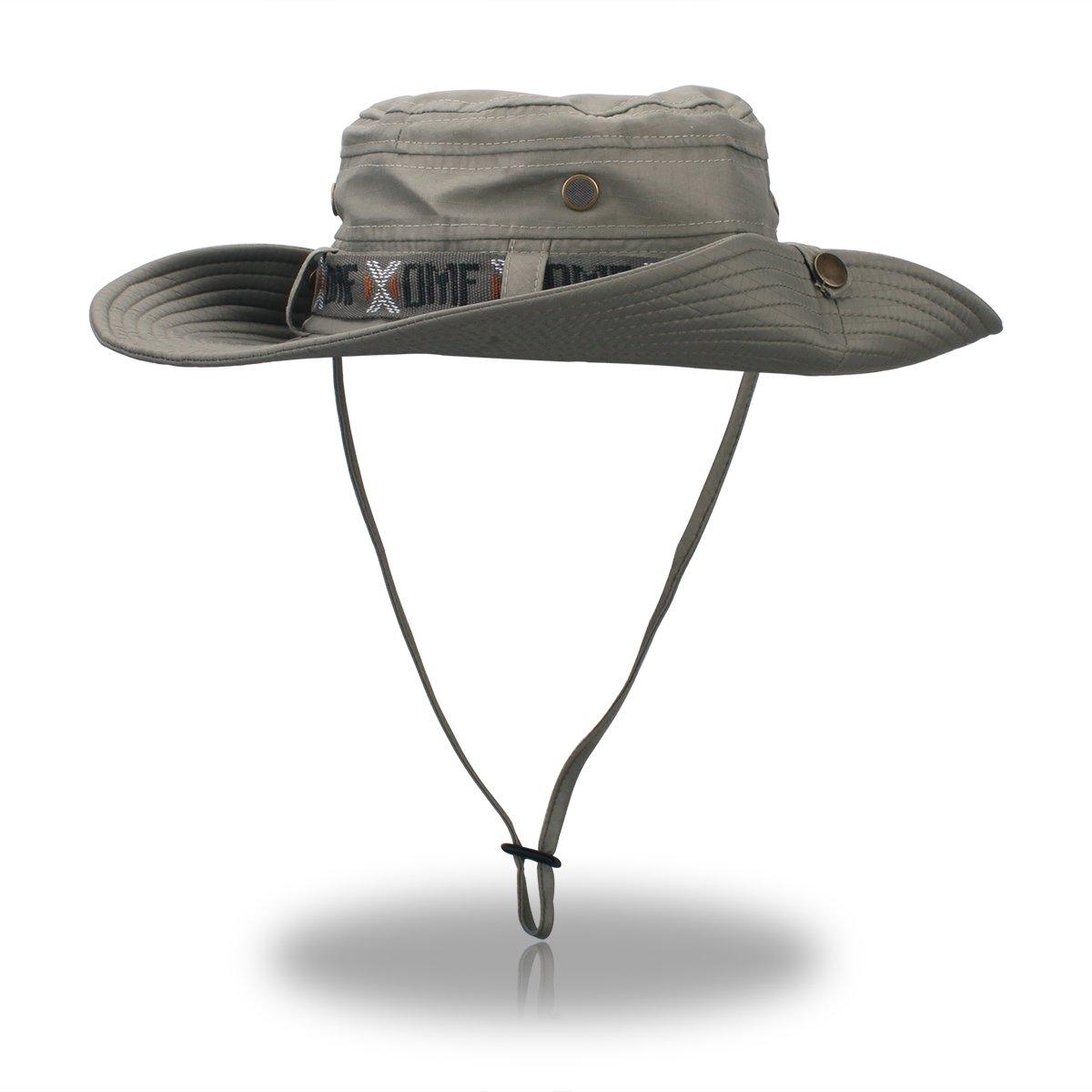 belababy Summer Hat Light Green Foldable Windproof Outdoors Sportwear
