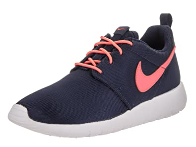 6e0896ea97b9 Image Unavailable. Image not available for. Color  Nike Kids Roshe One (GS) Binary  Blue Lava ...