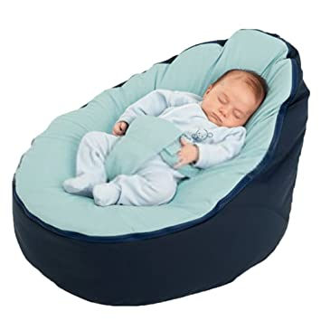Superb Rosesummer 1Pcs Canvas Baby Infant Bean Bag Snuggle Bed Portable Seat Without Filling Uwap Interior Chair Design Uwaporg