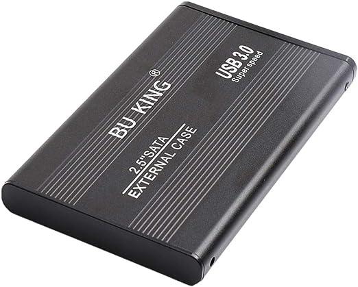 gazechimp アロイ2.5インチ500GB外付けハードディスクSATA USB 3.0 HDDハードディスク5400RPM
