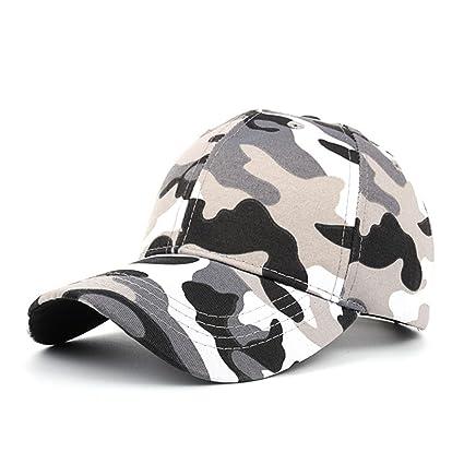 1de4d6d59a6bc Amazon.com  Hemlock Hats Camouflage Sport Caps
