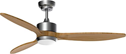 Ovlaim 52 inch Led Ceiling Fan DC Motor Ceiling Fan