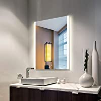 S'bagno Illuminated LED Bathroom Mirror
